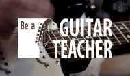 Be A Guitar Teacher - Title Screen