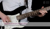 Mixolydian in blues