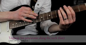 Be A Guitar Teacher - Unit 5 - Tapping