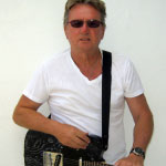 Steve Amis, guitarist and teacher